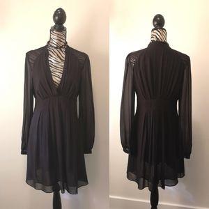 Armani Exchange silk dress